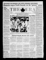 The Era (Newmarket, Ontario), May 6, 1970