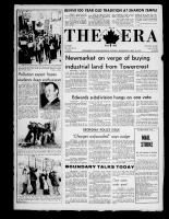 The Era (Newmarket, Ontario), May 20, 1970