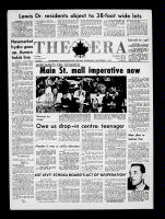 The Era (Newmarket, Ontario), November 11, 1970