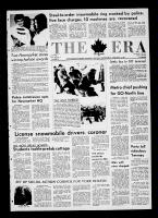 The Era (Newmarket, Ontario), January 13, 1971
