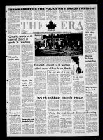 The Era (Newmarket, Ontario), January 27, 1971