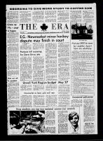 The Era (Newmarket, Ontario)19 May 1971