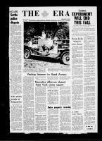 The Era (Newmarket, Ontario), July 28, 1971