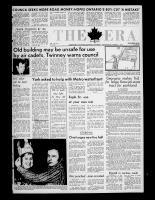 The Era (Newmarket, Ontario), March 1, 1972