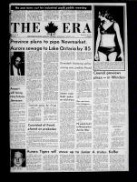The Era (Newmarket, Ontario), June 21, 1972