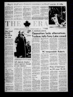 The Era (Newmarket, Ontario), October 11, 1972