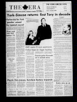 The Era (Newmarket, Ontario), November 1, 1972