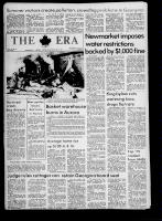 The Era (Newmarket, Ontario), July 9, 1975