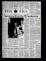 The Era (Newmarket, Ontario), October 29, 1975