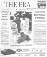 The Era (Newmarket, Ontario), February 28, 2010