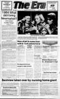 The Era (Newmarket, Ontario), January 2, 1985