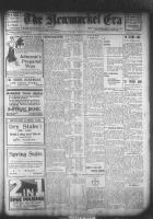 Newmarket Era (Newmarket, ON), April 9, 1920