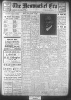 Newmarket Era (Newmarket, ON1861), August 6, 1920