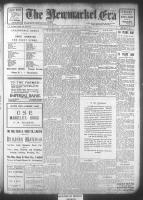 Newmarket Era (Newmarket, ON1861), September 10, 1920