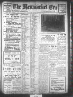Newmarket Era (Newmarket, ON1861), October 8, 1920