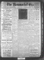 Newmarket Era (Newmarket, ON1861), November 5, 1920