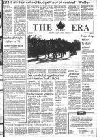 The Era (Newmarket, Ontario), February 22, 1978