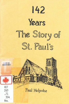 142 years: the Story of St. Paul's