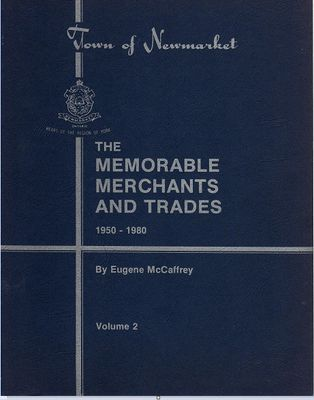 The Memorable Merchants and Trades, 1950-1980 Vol. 2