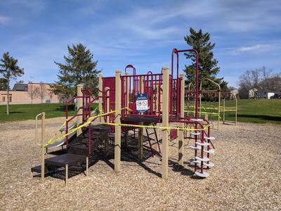 Quaker Park Closed