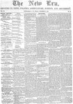 New Era (Newmarket, ON), November 3, 1854