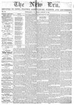 New Era (Newmarket, ON), January 19, 1855