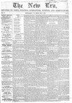 New Era (Newmarket, ON)4 May 1855