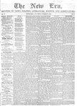 New Era (Newmarket, ON)19 Oct 1855