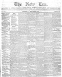 New Era (Newmarket, ON)7 Mar 1856