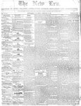 New Era (Newmarket, ON), February 27, 1857