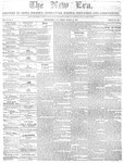 New Era (Newmarket, ON), March 13, 1857