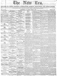 New Era (Newmarket, ON), August 14, 1857