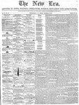 New Era (Newmarket, ON)30 Oct 1857