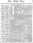 New Era (Newmarket, ON)20 Nov 1857