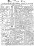 New Era (Newmarket, ON)4 Dec 1857