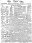 New Era (Newmarket, ON)25 Dec 1857