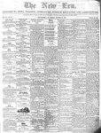 New Era (Newmarket, ON), October 22, 1858