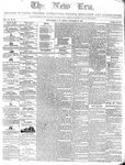 New Era (Newmarket, ON), November 12, 1858