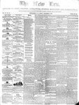 New Era (Newmarket, ON), December 3, 1858