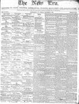 New Era (Newmarket, ON), November 2, 1860