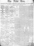 New Era (Newmarket, ON), November 23, 1860