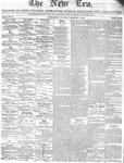 New Era (Newmarket, ON), December 14, 1860