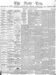 New Era (Newmarket, ON), July 12, 1861