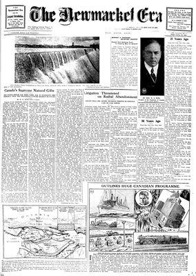 Newmarket Era (Newmarket, ON1861), February 28, 1930