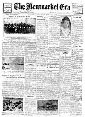 Newmarket Era (Newmarket, ON1861), March 7,1930