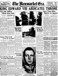 Newmarket Era (Newmarket, ON)10 Dec 1936