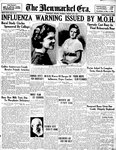 Newmarket Era (Newmarket, ON)21 Jan 1937
