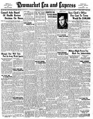 Newmarket Era and Express (Newmarket, ON), June 18, 1942