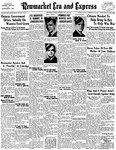 Newmarket Era and Express (Newmarket, ON), July 15, 1943