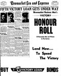 Newmarket Era and Express (Newmarket, ON)21 Oct 1943